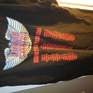 Anvil Shirts - Lynard Skynard Vintage tour shirt